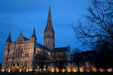Local Attraction, Salisbury Catherdral